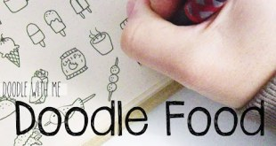 Food Doodles | Doodle with Me