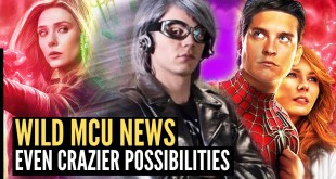 Fox X-Men Actor In WandaVision? MCU Phase 4 Could Be WILD!