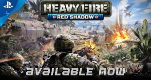 Heavy Fire: Red Shadow - Launch Trailer | PS4