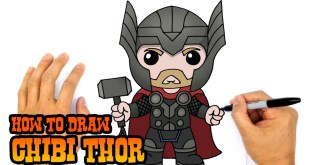 How to Draw Thor | The Avengers