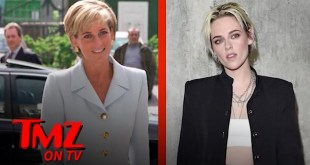 Kristen Stewart Set To Play Princess Diana In New Movie | TMZ