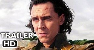 LOKI Official Trailer (2021) Marvel Superhero TV Series HD