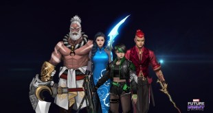 Marvel Future Fight: Warriors of the Sky