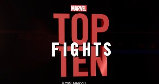 Marvel Top 10 Fights