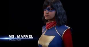 Marvel's Avengers | Kamala Khan Classic Outfit Reveal