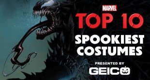 Marvel's Top 10 Spookiest Costumes