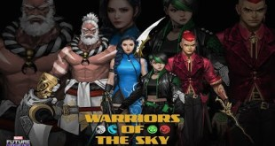 Meet the Warriors of the Sky | MARVEL Future Fight