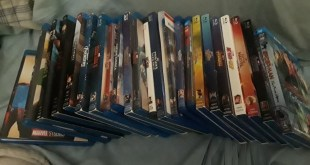 My Marvel Cinematic Universe Infinity Saga Blu-ray Collection (2020 Edition)