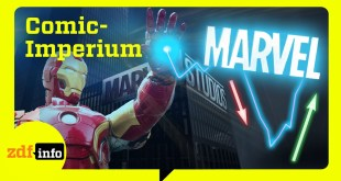 Rivale DC Comics. Die Geschichte von Marvel | ZDFinfo Doku