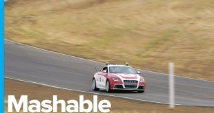 Stanford's Automated Car Learns To Handle Curveballs Like a Pro