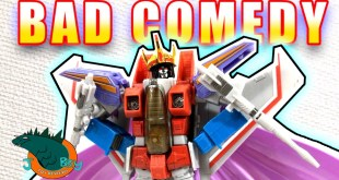 Starscream Transformers Masterpiece MP-11 Review
