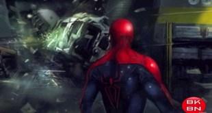 The Amazing Spider-man Movie Video Game Concept Art! BKBN News Flash!