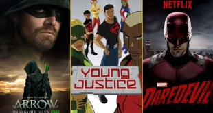 The Best Comic Book TV Shows Of The 2010s