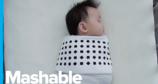 This Device Will Monitor Your Baby's Breathing Patterns While They Sleep