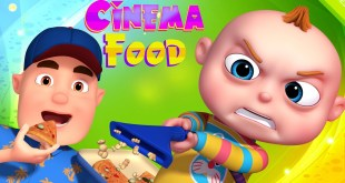 TooToo Boy - Cinema Food | Animated Cartoons For Children | Funny Animated Short films For Kids