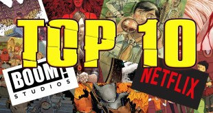 Top 10 BOOM! Studios Comic Books Netflix Should Adapt