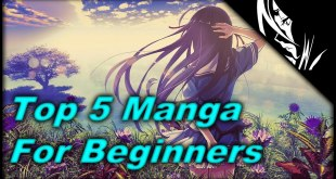 Top 5 Recommended Manga for Beginners! :: InsidiousSwede