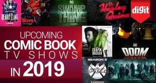 Upcoming Comic Book TV Shows in 2019 | Digit.in