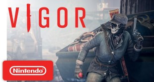 Vigor - Release Date Trailer - Nintendo Switch