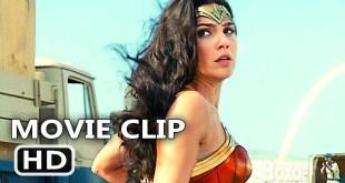WONDER WOMAN 1984 First 3 Minutes (New 2020) Superhero Movie HD