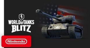 World of Tanks Blitz - Launch Trailer - Nintendo Switch