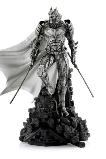 Batman Samurai Pewter Statue