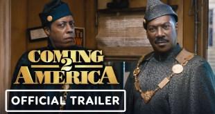 Coming 2 America 2021 Movie Trailer w/ Eddie Murphy Amazon Prime Video