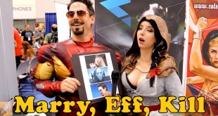 Cosplayer Marry, F**k, Kill: SDCC 2016 Edition #ThatCosplayShow