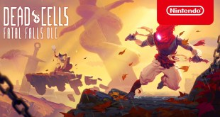 Dead Cells: Fatal Falls DLC - Launch Trailer - Nintendo Switch