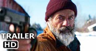 FATMAN Official Trailer (2020) Mel Gibson, Walton Goggins, Action Movie HD
