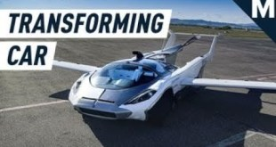 Flying Cars Finally Exist! | Mashable