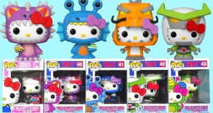HELLO KITTY SANRIO Funko Pop 2020 Cosplay Collection Unboxing!