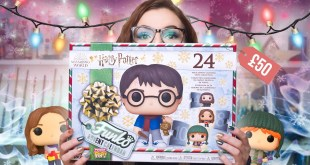 Harry Potter Funko Pop Advent Calendar 2020