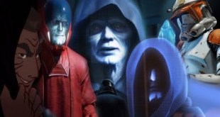 Hooded Hologram - Every Darth Sidious Broadcast | Ep 1-9/The Clone Wars/Rebels.