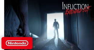 Infliction: Extended Cut - Launch Trailer - Nintendo Switch