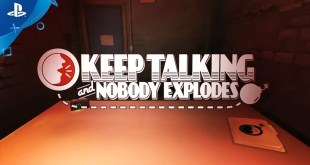Keep Talking and Nobody Explodes - Release Date Announcement | PS4