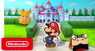 Paper Mario: The Origami King - Arriving to Nintendo Switch July 17
