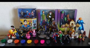 Some of My Collectibles (PEZ, Transformers, Doctor Who, PPG, Star Wars, LOTR, TMNT, ETC...)