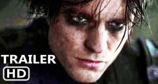 THE BATMAN Official Trailer (2021) Robert Pattinson Superhero Movie HD