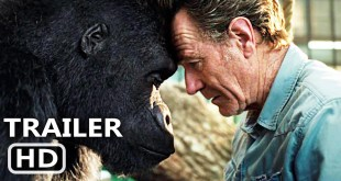 THE ONE AND ONLY IVAN Official Trailer (2020) Bryan Cranston, Angelina Jolie, Disney Movie HD