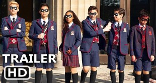 THE UMBRELLA ACADEMY Season 2 Announcement Trailer (2019) Netflix Series HD