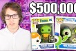 Taking a Look at Maxmoefoe's $500,000 Funko Pop Collection!