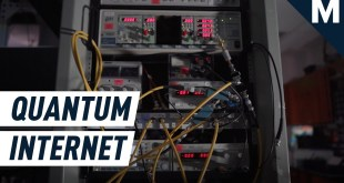 The Dawn of the Quantum Internet | Mashable