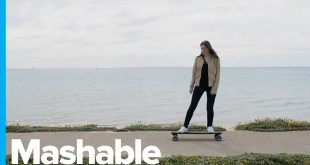 The Electric Skateboard Has Gotten an Upgrade, and It's Pretty Badass