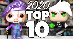 Top 10 Funko Pops of 2020!