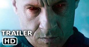BLOODSHOT Trailer # 2 (2020) Vin Diesel, Superhero Movie HD