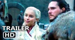 "GAME OF THRONES Season 8 ""Sansa meets Khaleesi"" Teaser (NEW GOT 2019)"