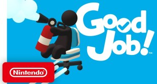 Good Job! - Announcement Trailer - Nintendo Switch