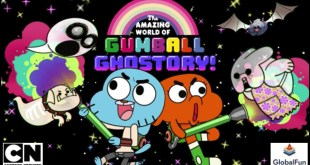 Gumball Ghost Story Mobile Game Trailer