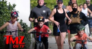 Ivanka Trump Goes For A Run! | TMZ TV